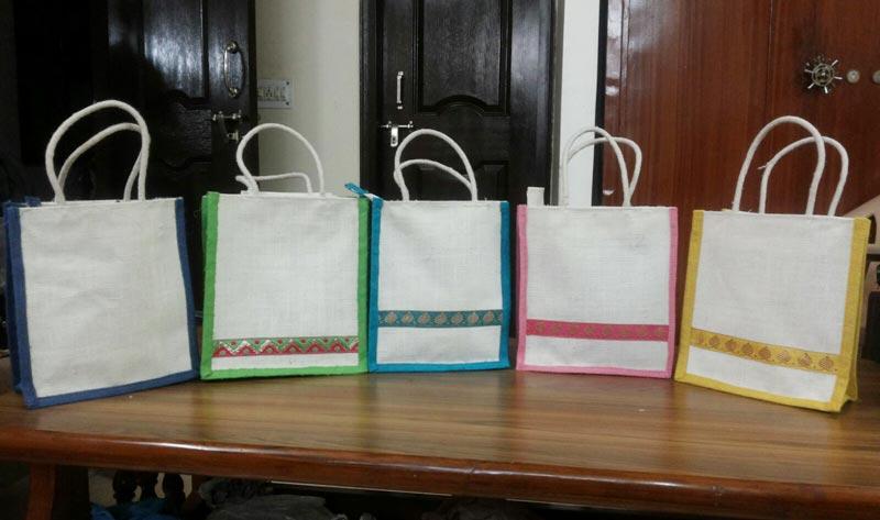 Jute Shopping Bags 01