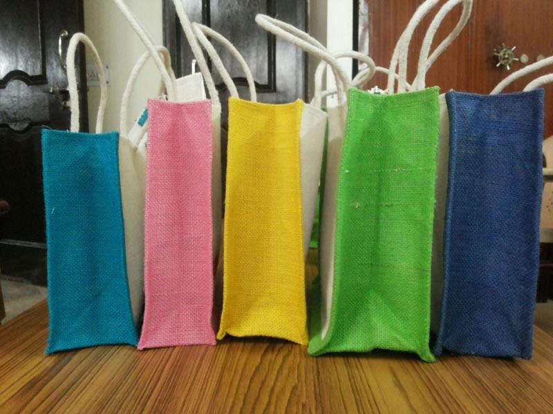 Jute Shopping Bags 02