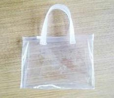 Pvc andle Pouch
