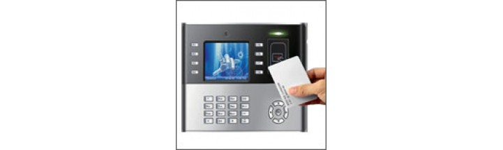 RFID Card Based Attendance Machine