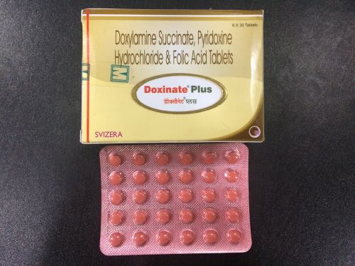 Doxinate Plus Tablets