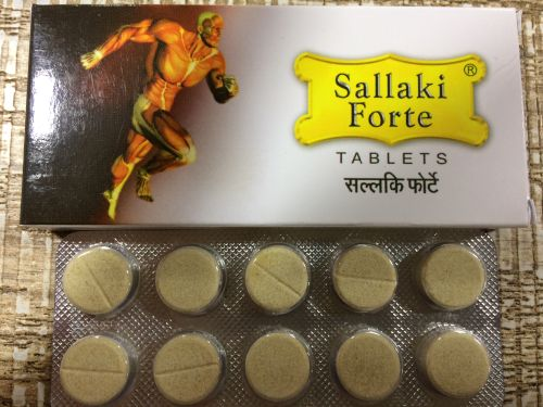 Sallaki Forte Tablets