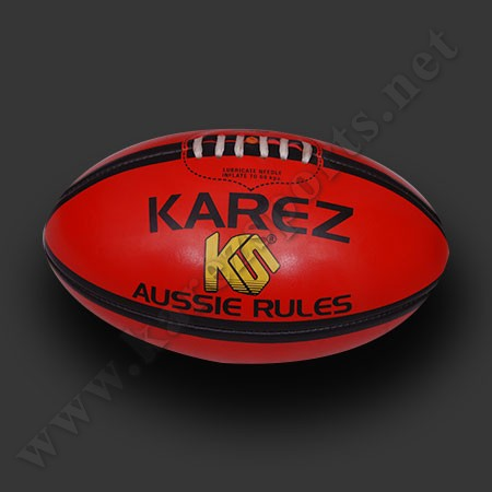 Leather Rugby Ball 01