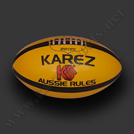 Leather Rugby Ball 02