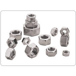Stainless Steel Hex Nut 01