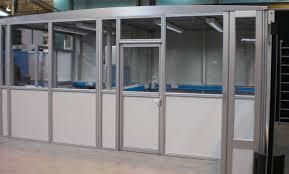Aluminium Partition 05