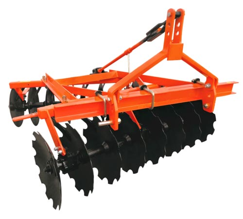 Mounted Offset Disc Harrow