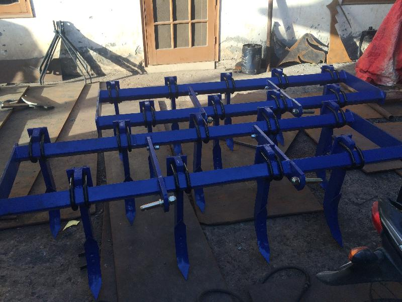 Rigid Clamp Cultivator 01