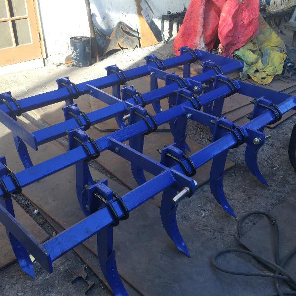 Rigid Clamp Cultivator 02