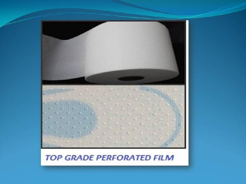 Perforated Film Rolls