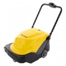 Concrete Floor Sweeper
