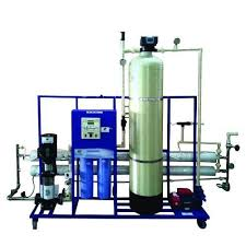 RO Water Treatment Plant 01