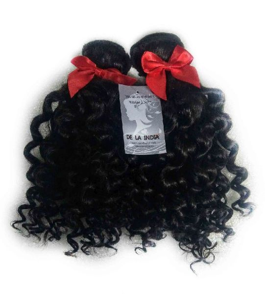 Curly Hair Extensions Manufacturer Exporter Supplier In Kolkata India