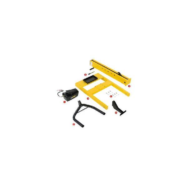 Mobile Hydraulic Crick Easy Lift 3000 02