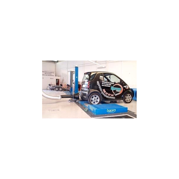 Road Simulator And Chassis Dynamometer 2