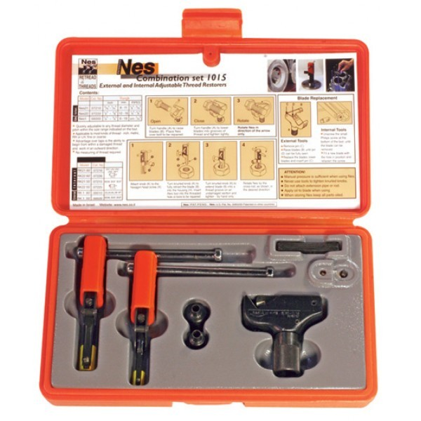 Thread Restorer Set For Cars External 1015 01