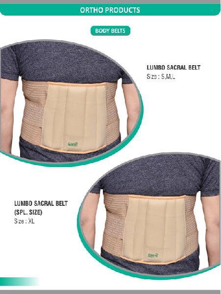Lumbo Sacral Belts