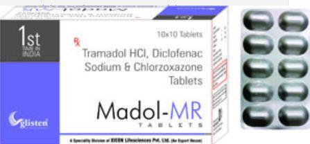 Madol-MR Tablets