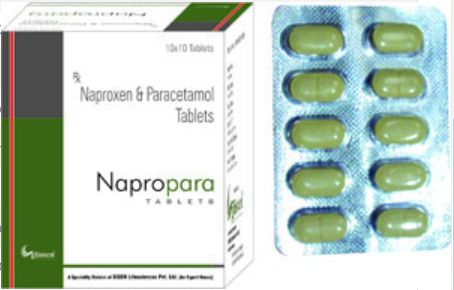 Napropara Tablets