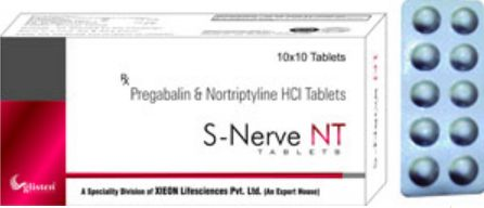 S-Nerve NT Tablets