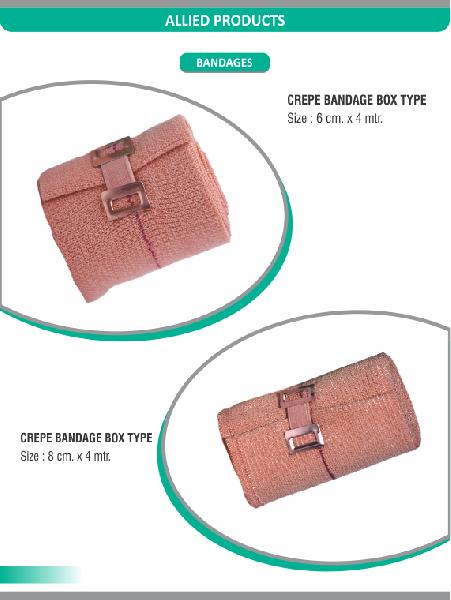 Small Crepe Bandages