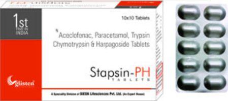 Stapsin-PH Tablets