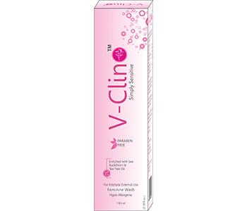 V-Clino Intimate Wash