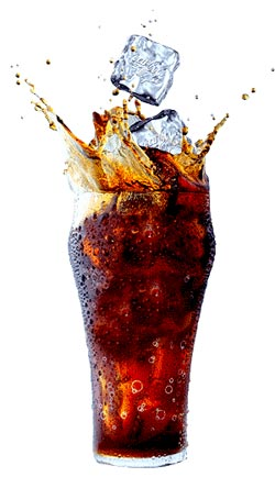 Cola Carbonated Soft Drink