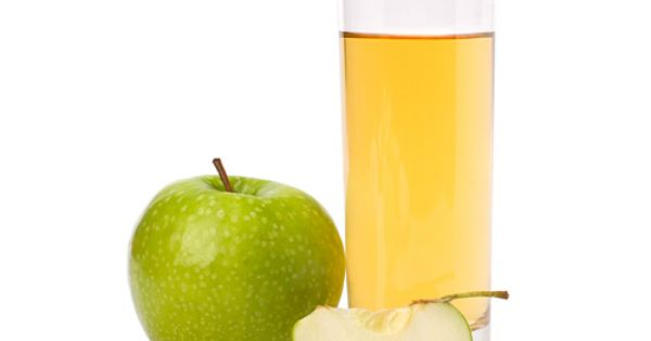 Green Apple Carbonated Soft Drink