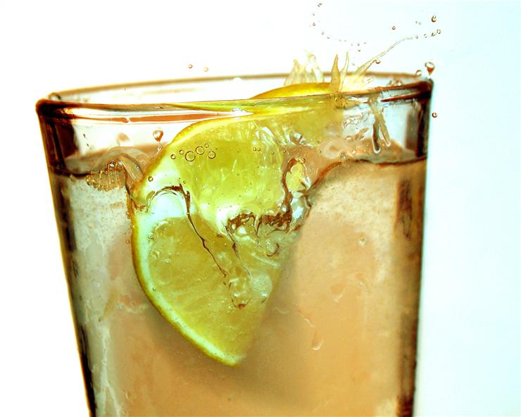 Lemon Carbonated Soft Drink