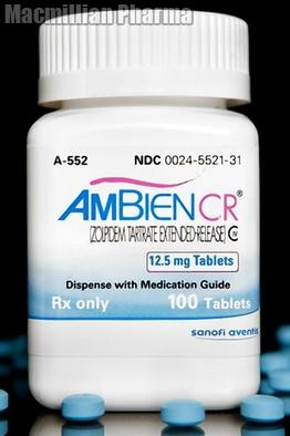 Ambien CR Tablets