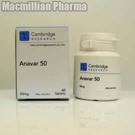 Anavar 50 Tablets