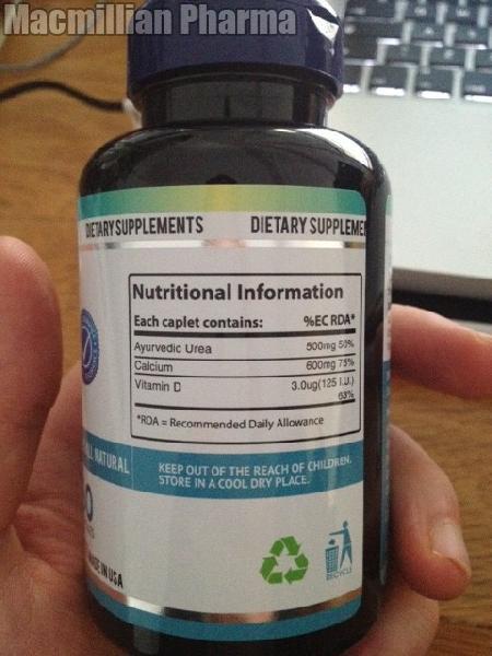Ayurvedic Urea Pills
