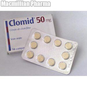 Clomid 50 Tablets