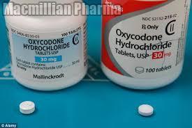 Oxycodone Hydrochloride Tablets