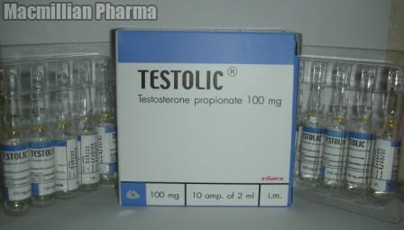 Testolic Injection