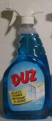 Duz Glass Cleaner