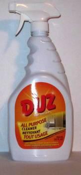 Duz All Purpose Cleaner 01