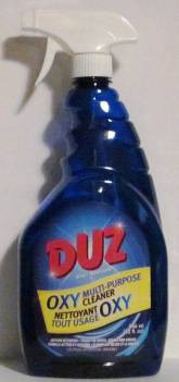 Duz Oxy Multi Purpose Cleaner 01