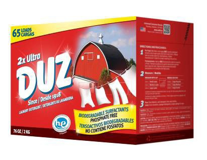 Ultra Duz Laundry Soap 02