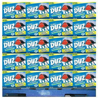 Ultra Duz Laundry Powder With Bleach 02