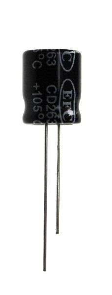 Electrolytic Capacitor 02