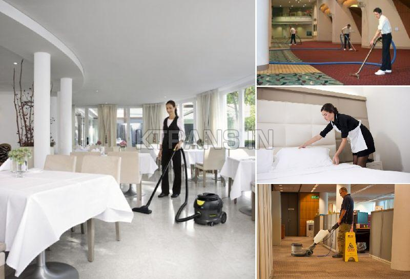 Hotel Resort Housekeeping Services