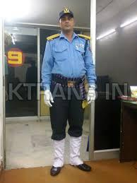 Industrial Security Guards  Services