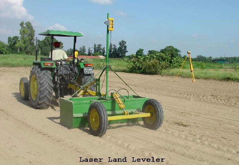 Laser Land Leveller 02