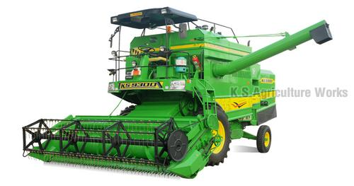Multi Crop Combine Harvester