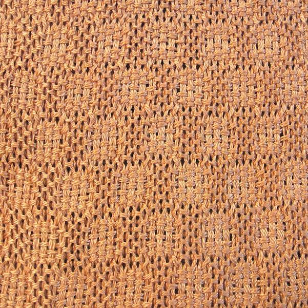 Cotton Woven Leno Weave Fabric