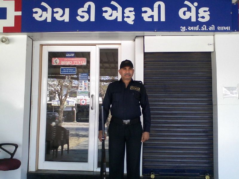 ATM Security Guard Services