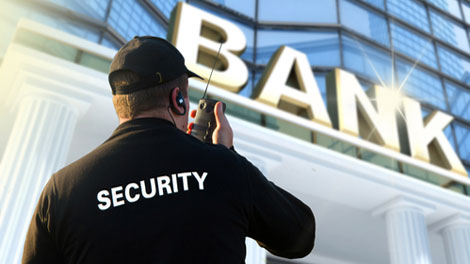 Banks Security Guard Services