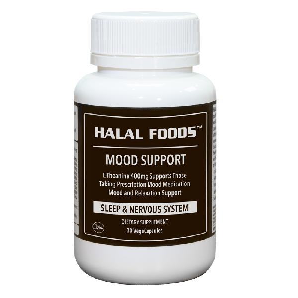 Halal Foods Mood Support Capsules